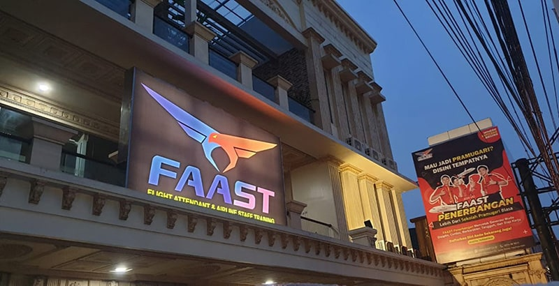 Pendaftaran FAAST Penerbangan