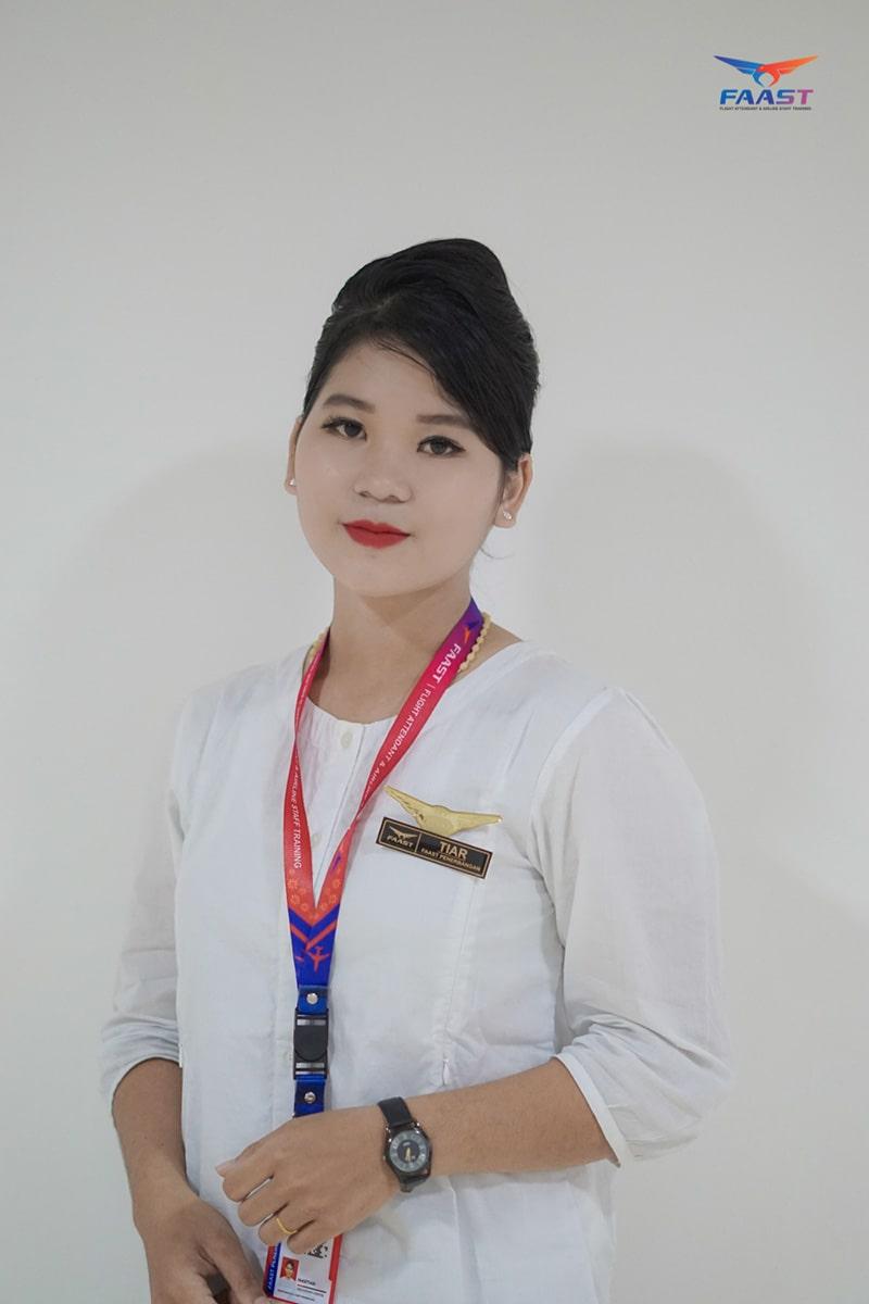 Beauty Class Sekolah Pramugari FAAST Penerbangan Juni 2021
